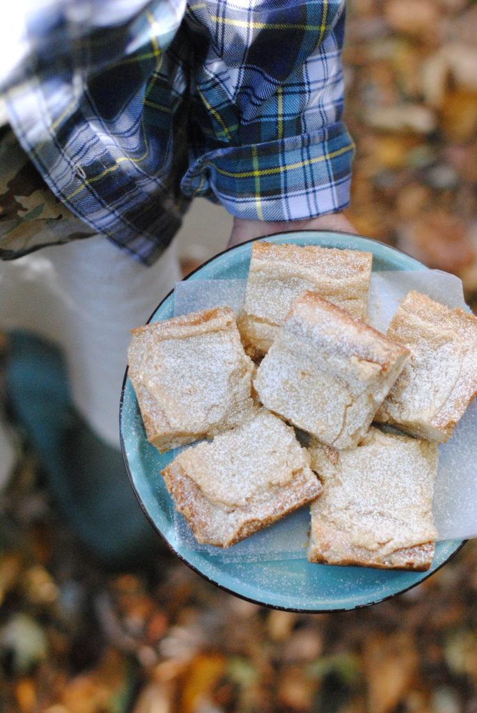 gooey butter cake (Libbie Summers)