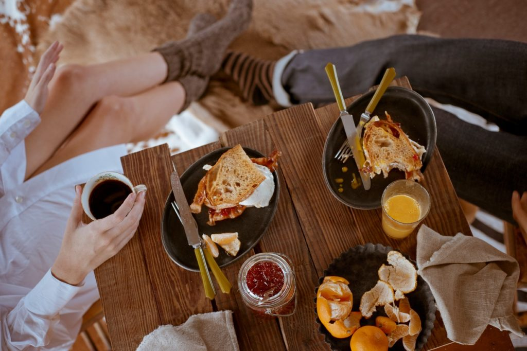 A Raw and Refined Breakfast from LibbieSummers.com (Photography by Liesa Cole)