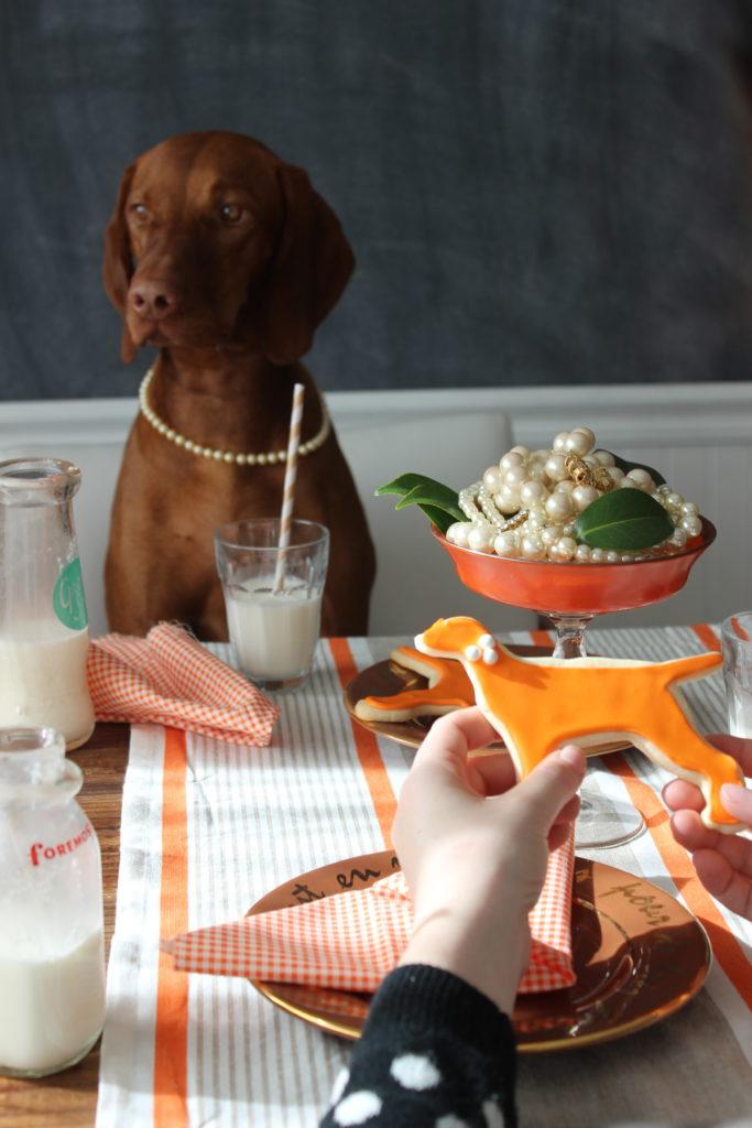 A Best Friend Lunch from LibbieSummers.com