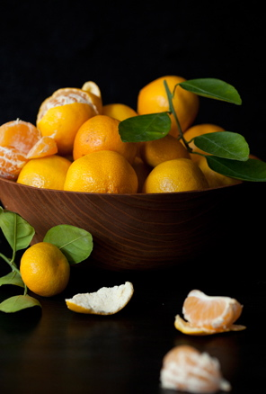 Mandarin Orange Still Life (Libbie Summers and Chia Chong for Salted and Styled)