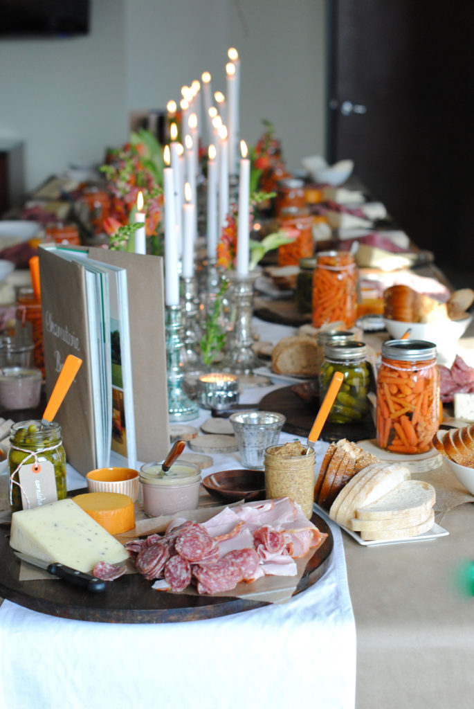 Charcuterie Cocktail Party from Libbie Summers