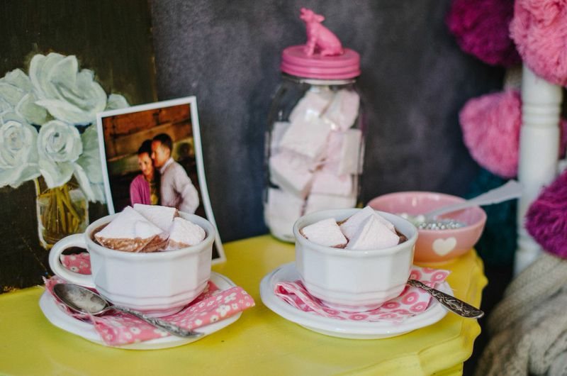 A Homemade Marshmallow Moment from Libbie Summers