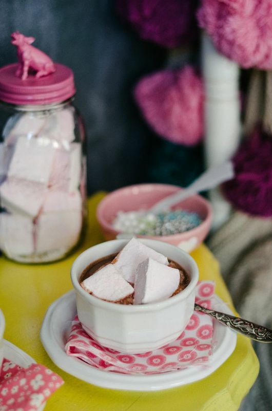 Homemade Marshmallows from Libbie Summers