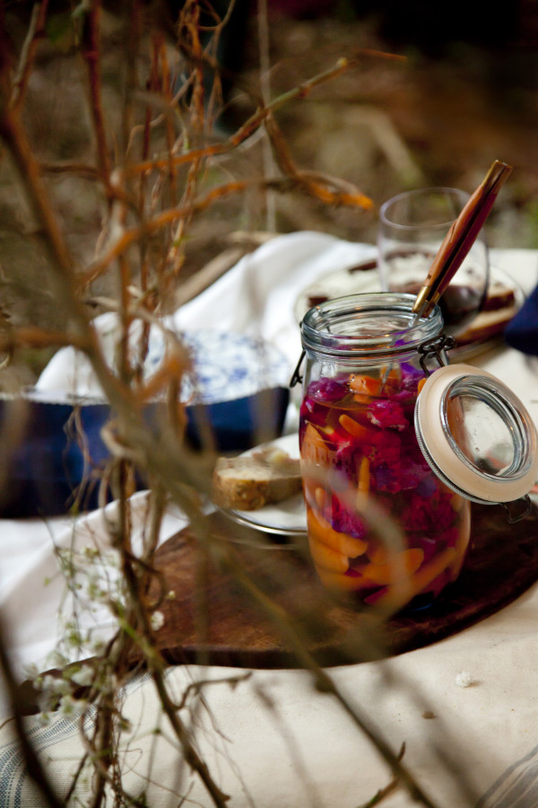 Luncheon in the woods from Libbie Summers and Chia Chong