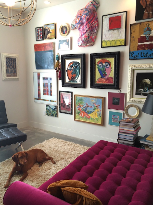Art Wall from Libbie Summers