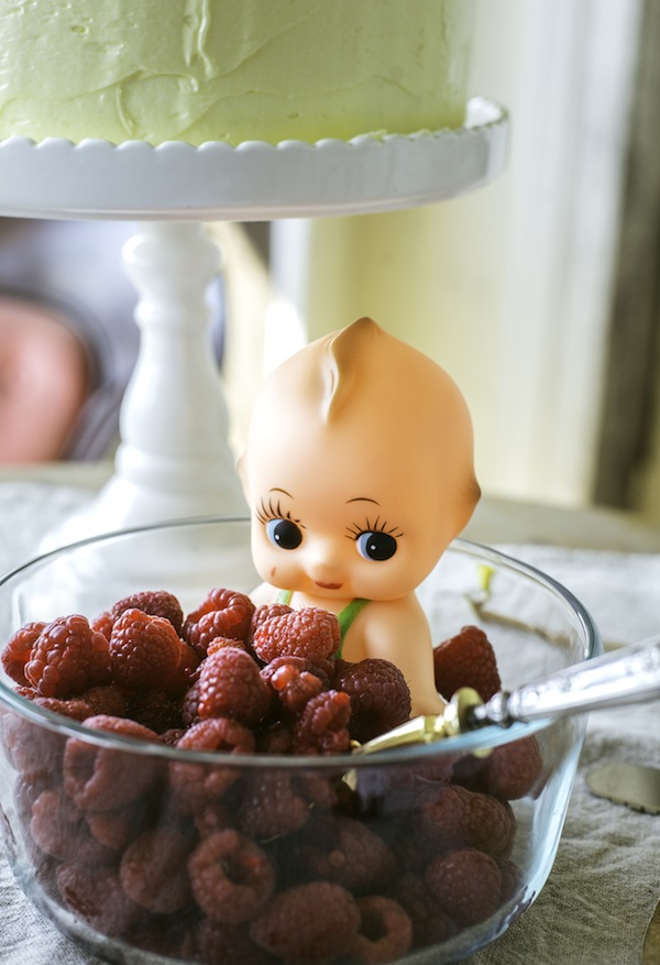 Kewpie in Berries from Libbie Summers (Photography by Cedric Smith)
