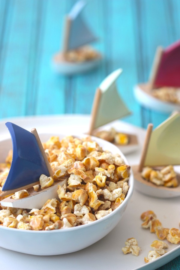 Boat Snacks from Libbie Summers (Nourish Snacks Mr. Popular)