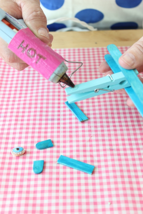 STEP 5 Clothespin Airplanes from Libbie Summers