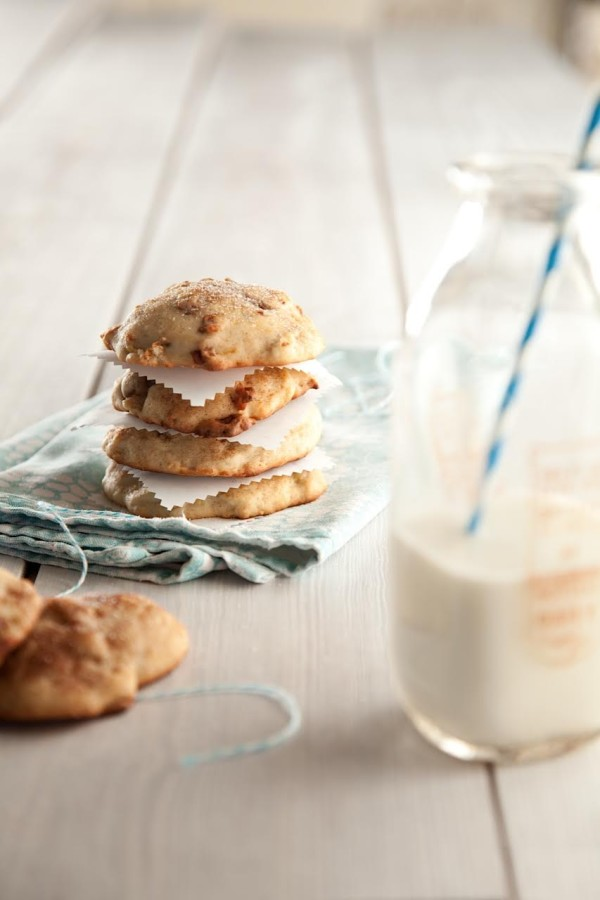 Bacon Banana Cookies from Libbie Summers (Photography by Chia Chong for The Whole Hog Cookbook)