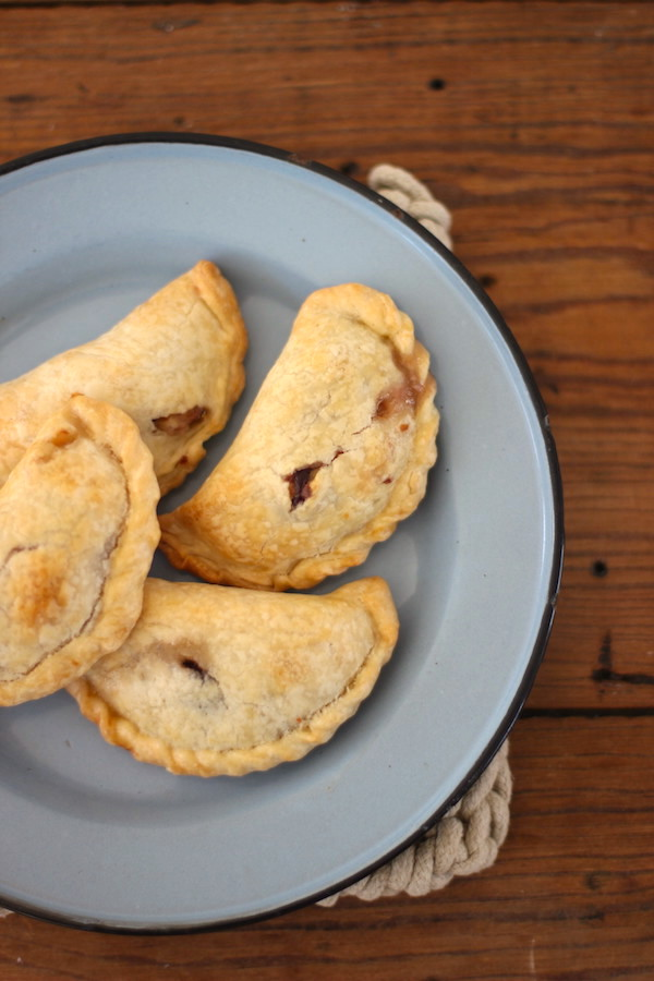Thanksgiving Leftover Remix_Turkey Hand Pies from Libbie Summers