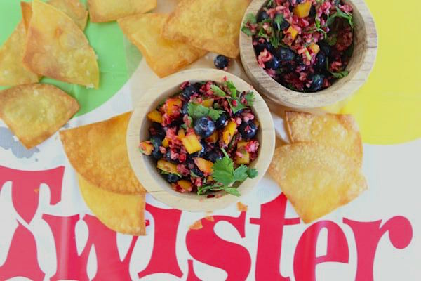 Twister Salsa from Libbie Summers