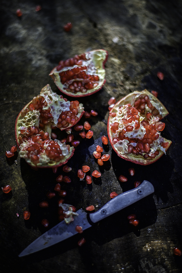 Pomegranate from Libbie Summers (Photography by Cedric Smith)
