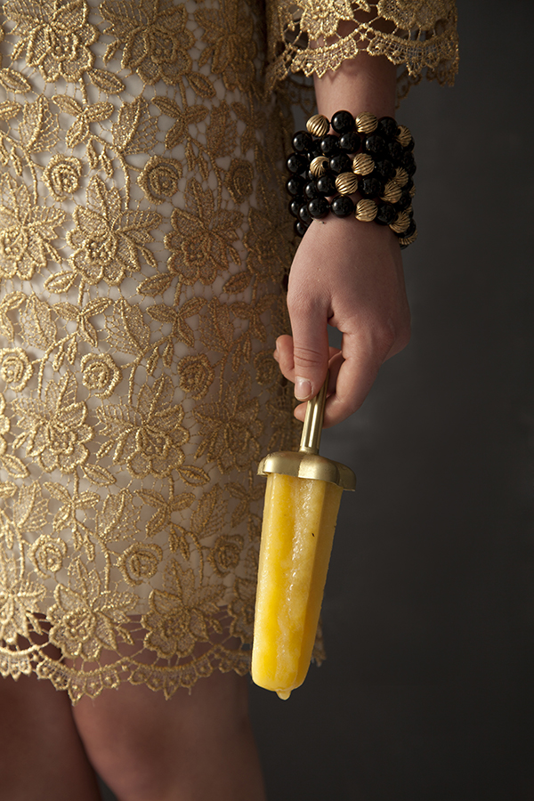 Champagne Popsicles from Libbie Summers (Photography by Chia Chong)