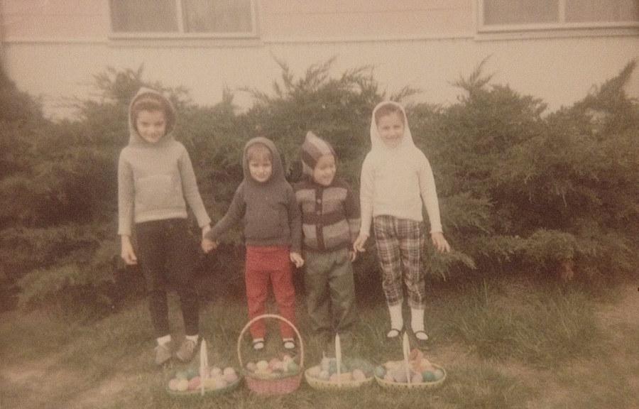 Easter Hoodies from Libbie Summers