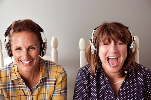 Libbie Summers and Brenda Anderson, Simmer Down Podcast
