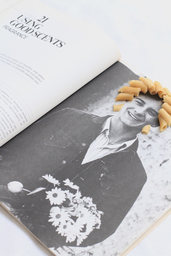Noodle Hair, Pasta Perm, Fun with Food, Playing with Food, A food-inspired life