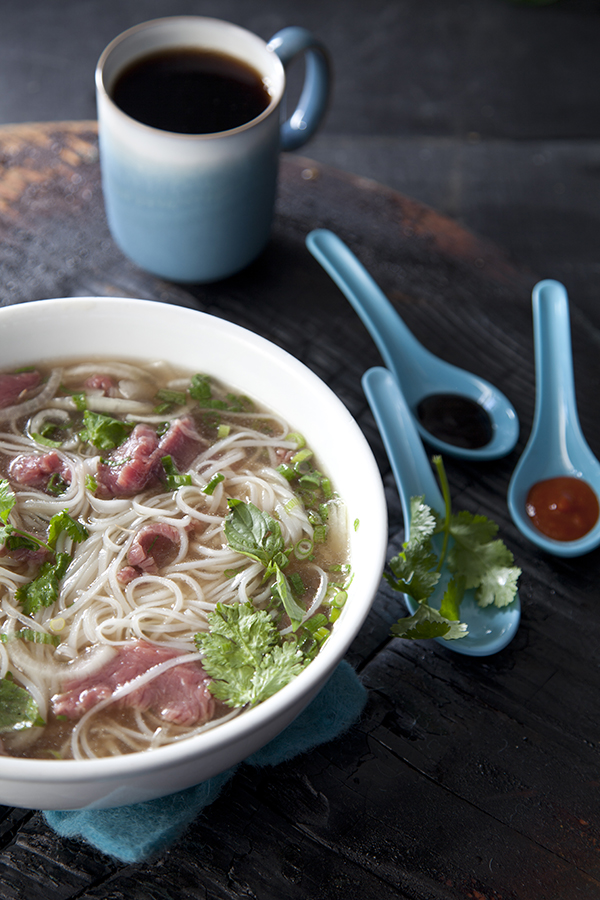 Beef Pho, Noodle Recipes, Asian Noodle Recipes, Salted and Styled, Libbie Summers