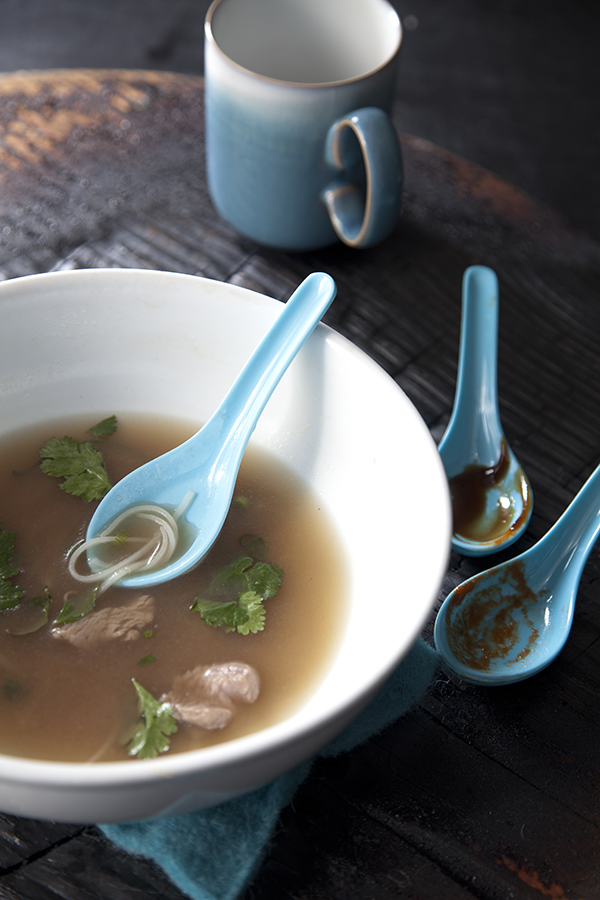 Beef Pho, Noodle Recipes, Asian Recipes, Noodle Broth, Libbie Summers, Chia Chong, Salted and Styled