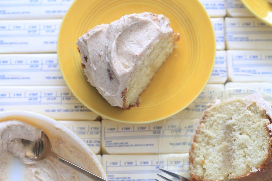 Bundt Cakes, Butter Cakes, Cakes, Butter Frosting, Libbie Summers Recipes