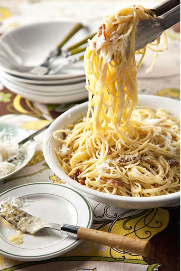 Pasta Dishes, Best Carbonara Ever, Libbie Summers Recipes,