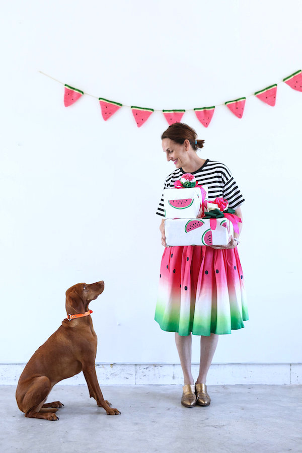 Summer Parties, Watermelon, DIY, Party Themes, Libbie Summers