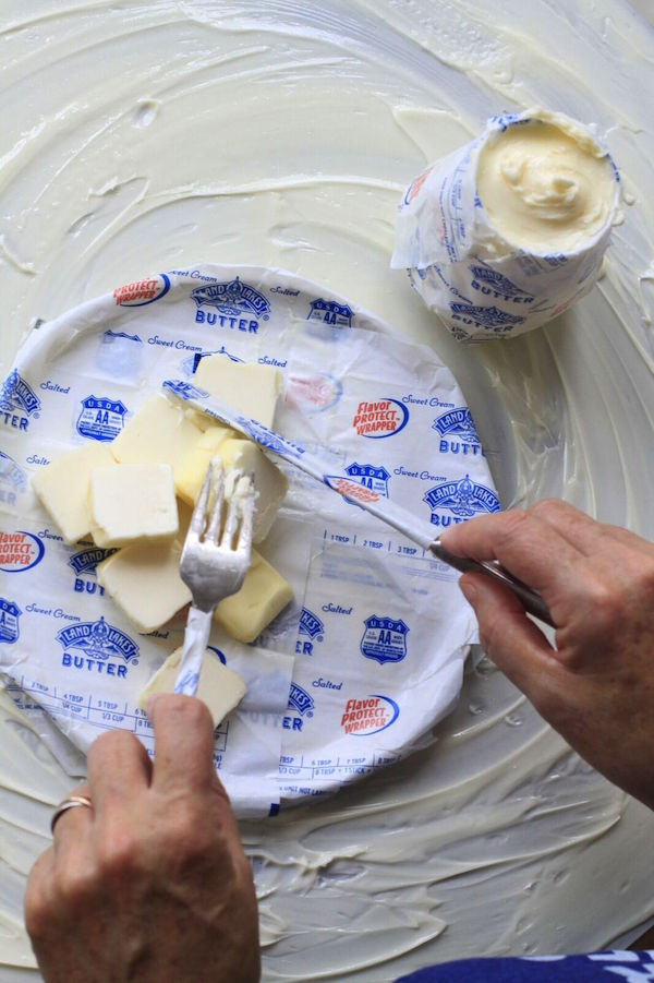 Butter, Table top, Fun with Food, Libbie Summers, A food-inspired life