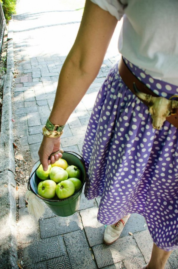 Green Tomato Recipes, Savory Pies, A food-inspired life, Libbie Summers, Anna Heritage