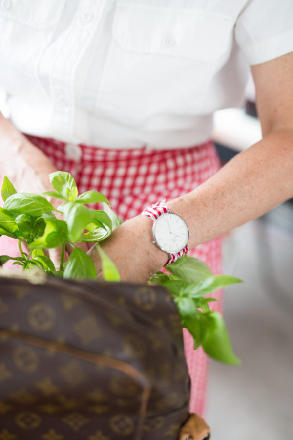 Libbie Summers, A food-inspired life, Vintage, Daniel Wellington Watch,