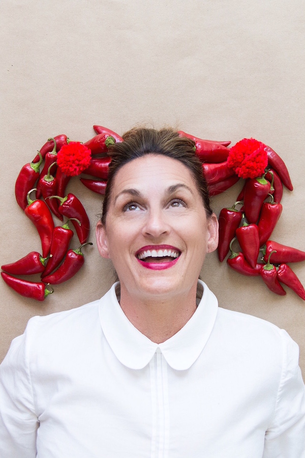 hot peppers, playing with food, Libbie Summers, A food-inspired life,