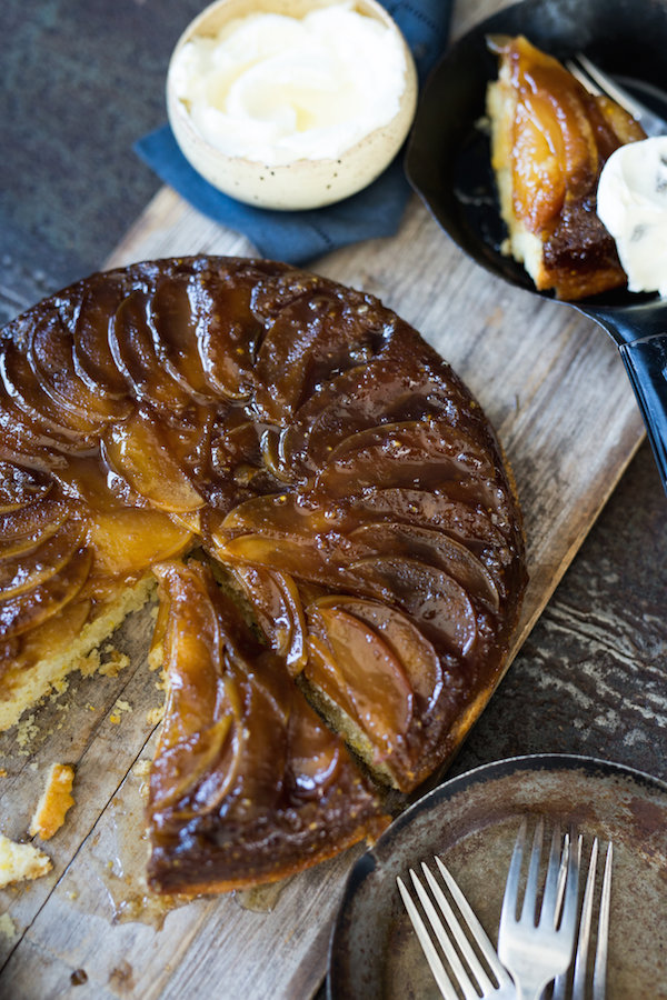 Apple Desserts, Upside Down Cakes, Corn Cakes, Fall Desserts, Libbie Summers, A food-inspired life