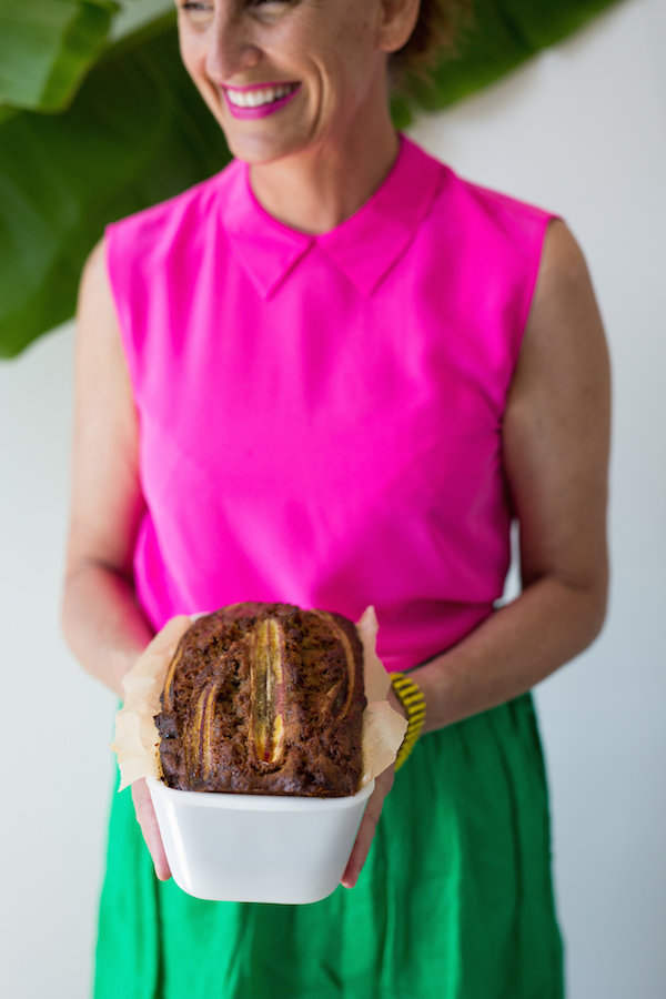 Banana Bread Recipe, Quick Breads, Libbie Summers Recipes, A food-inspired life,
