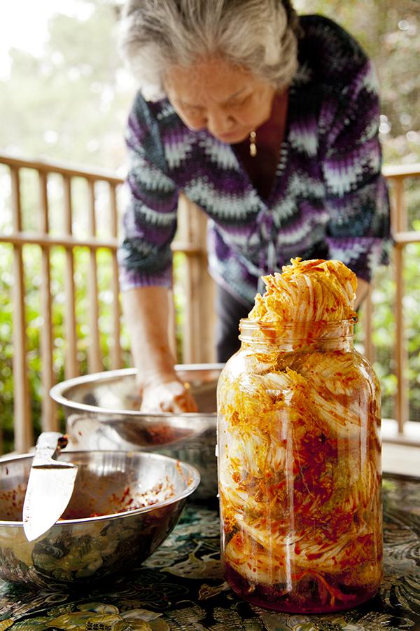 DIY, Korean Cooking, Kimchi, Libbie Summers, A food-inspired life, Chia Chong Photography