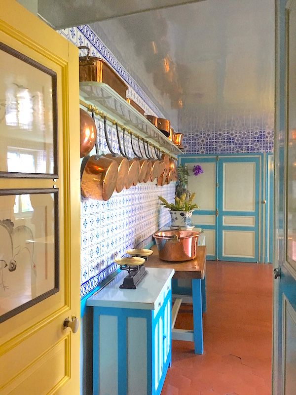 Monet, Kitchen Designs, Giverny, Libbie Summers