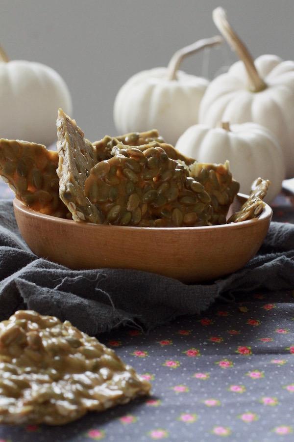 Candy Recipes, Pepitas, Pumpkin Seeds, Brittle Recipes,