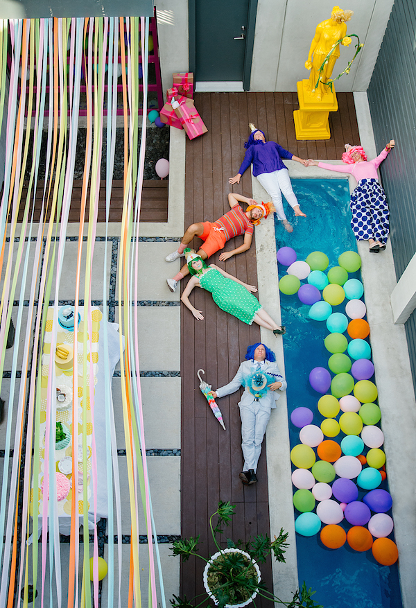Streamers, Party Decorations, Birthday Parties, Libbie Summers