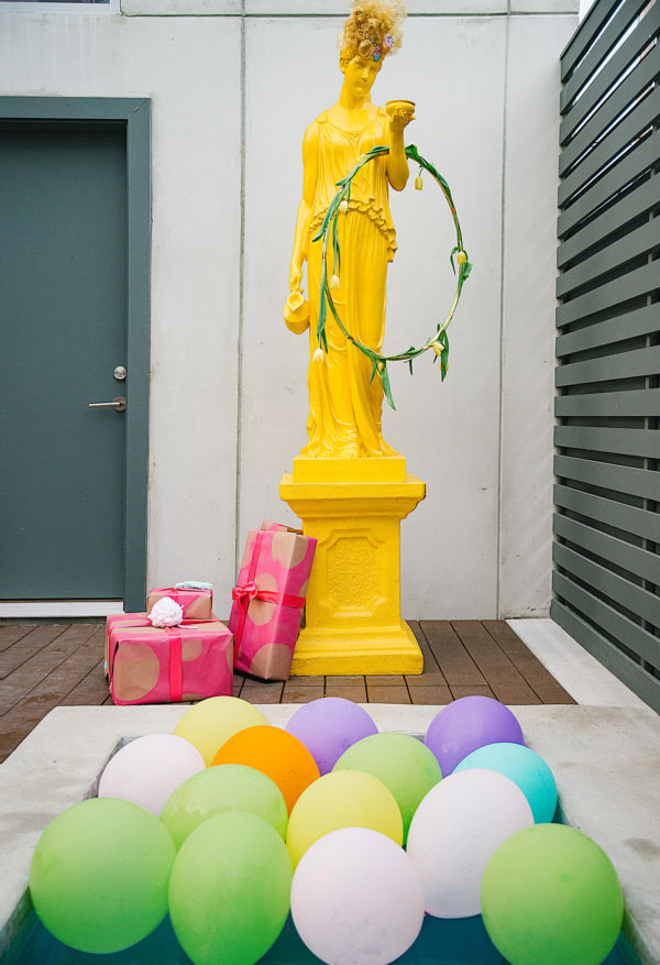 Party Decorations, Colorful Balloons, Libbie Summers, Event Decor Ideas
