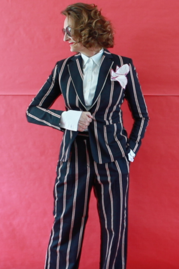 Fashion, Suit Styling, Women's Suits, Libbie Summers Fashion