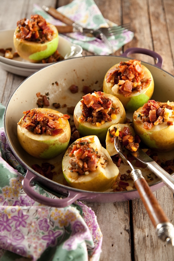 Holiday Sides, Side Dishes, Apple Recipes, A food-inspired life, Libbie Summers