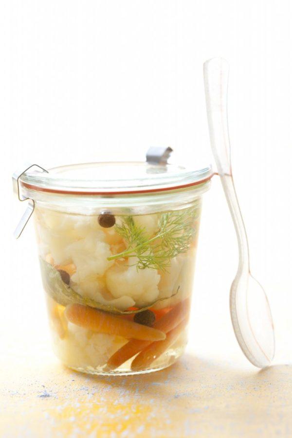 Pickling Recipes, Cauliflower Recipes, Hot Dog Toppers, Libbie Summers, Chia Chong