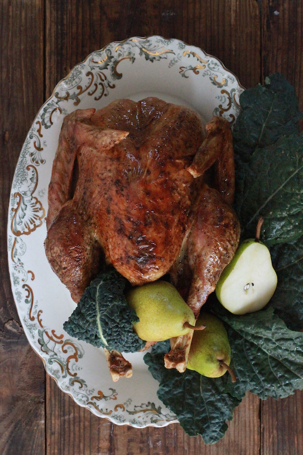Food Styling a Turkey, Thanksgiving, Libbie Summers, a Food-inspired life