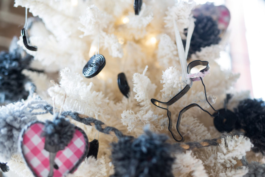 Libbie Summers, A Food-Inspired Life, Food-Inspired Decorating, Holiday Decorations, Black Licorice, Black Liquorice, Sweet Tree, Holiday Tree Decorations, Christmas Tree Decoration Ideas