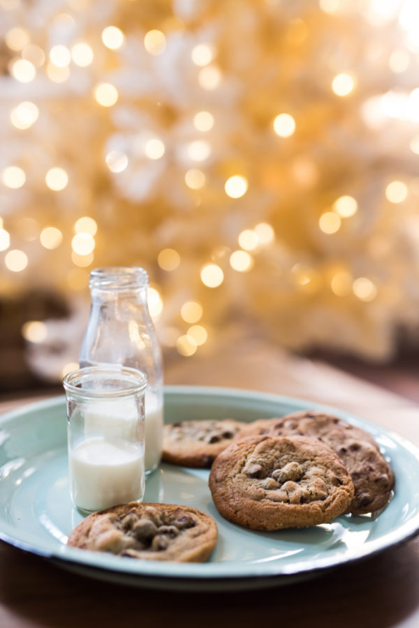 Libbie Summers, A Food-Inspired Life, Cookies, Santa, International, Milk and Cookies, Holiday Traditions