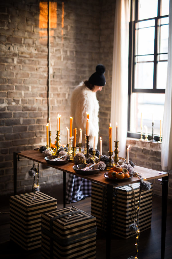Libbie Summers, A Food-Inspired Life, Holiday, Holiday Decorating, Holiday Tablescape, Tablescape Idea, Holiday Dinner, Holiday Party Ideas,