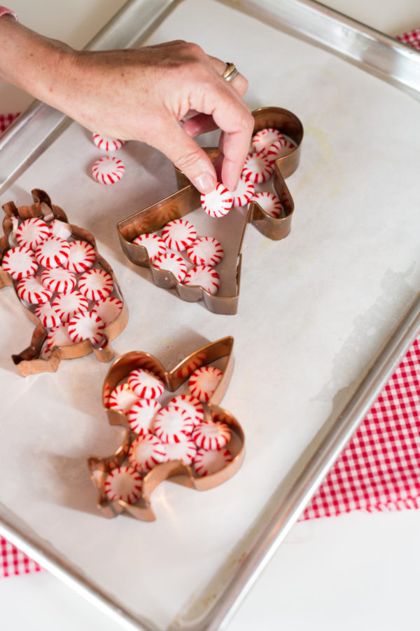 Libbie Summers, A Food-Inspired Life, Holiday Decorations, Peppermint, Candy, How To, DIY, Handmade Ornament, nostalgic, tradition
