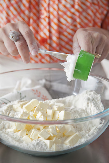 Making the Perfect Pie Dough with Libbie Summers