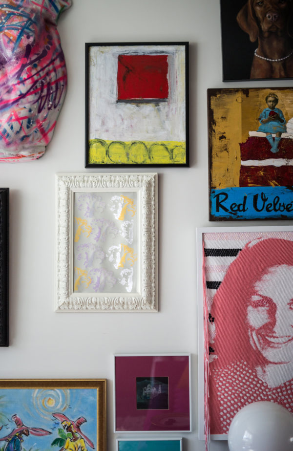 DIY art, Food Art, How To Art, Food Stamp, Stamp Art, Easy Art, Kid Art