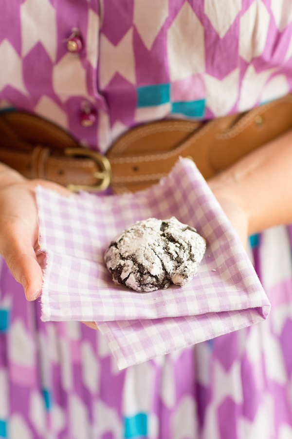 Chocolate Cookie Recipes, Holiday Cookie Recipes, Libbie Summers, A food-inspired life, Chocolate Popcorn Cookies