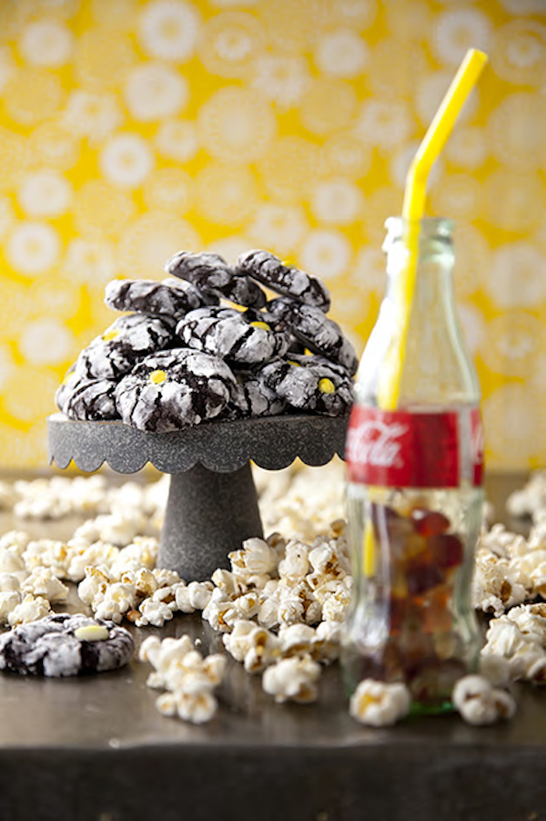 Cookie Recipes, Chocolate Cookies, Chocolate Popcorn Cookies, Libbie Summers, A food-inspired life, Sweet and Vicious