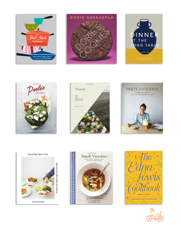 Favorite Cookbooks of 2016, Best Cookbook Gifts of 2016, Libbie Summers favorite books of 2016
