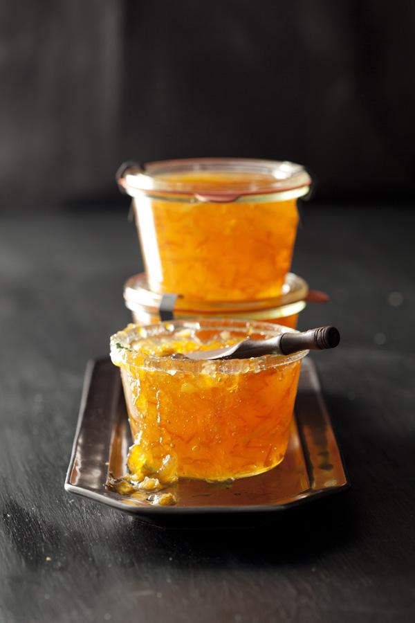A Food-Inspired Life, Libbie Summers, Citrus, Orange Preserves